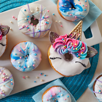Dipping & Donut Icing