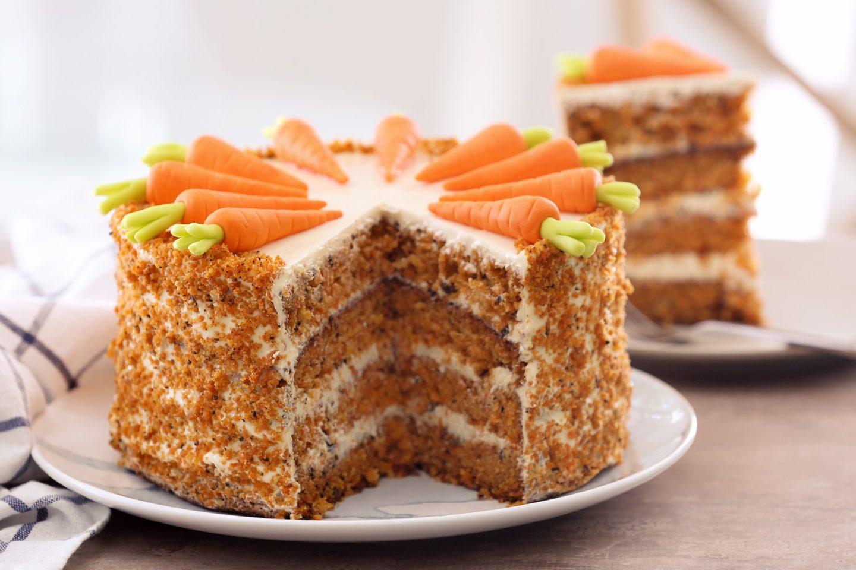 Carrot Cake Torte