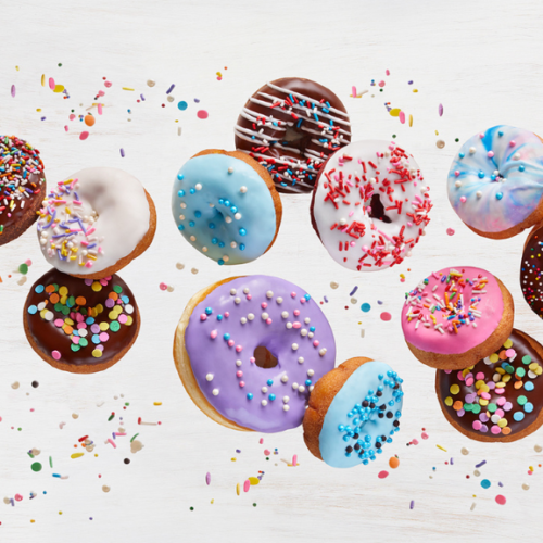 Perfectly Blended for Bakers, We Know Donut Mixes!