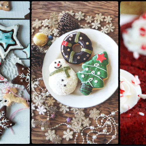 IT'S THE MOST IMPORTANT TIME OF THE YEAR. BAKED GOODS MEAN COMFORT FOR THE HOLIDAYS!