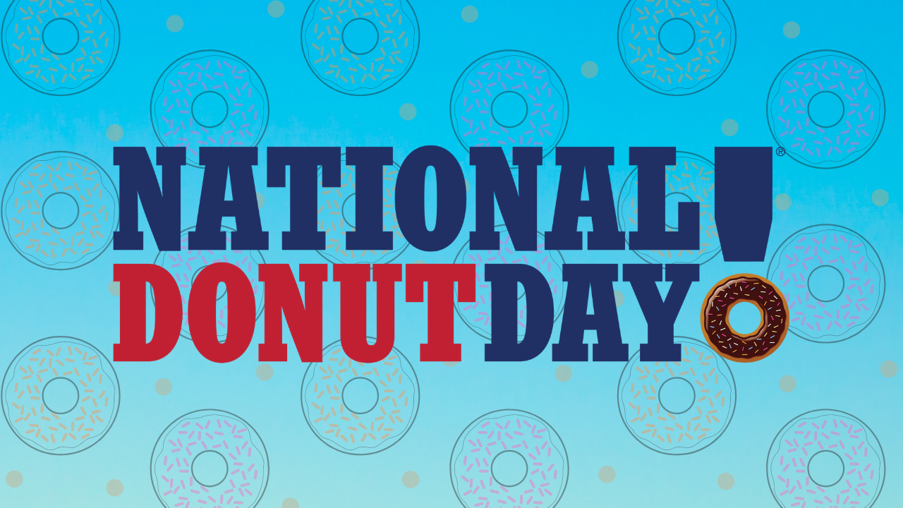 National Donut Day