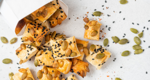 SEEDS AND SPICE … AND EVERYTHING NICE, That's What High Quality BakeSense Ingredients Are Made Of
