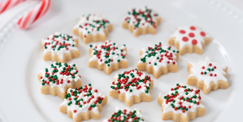 We're Beginning to Bake a Lot for…Christmas?!