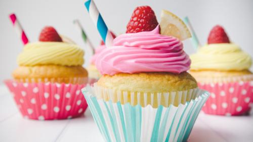 Lemonade Cupcakes