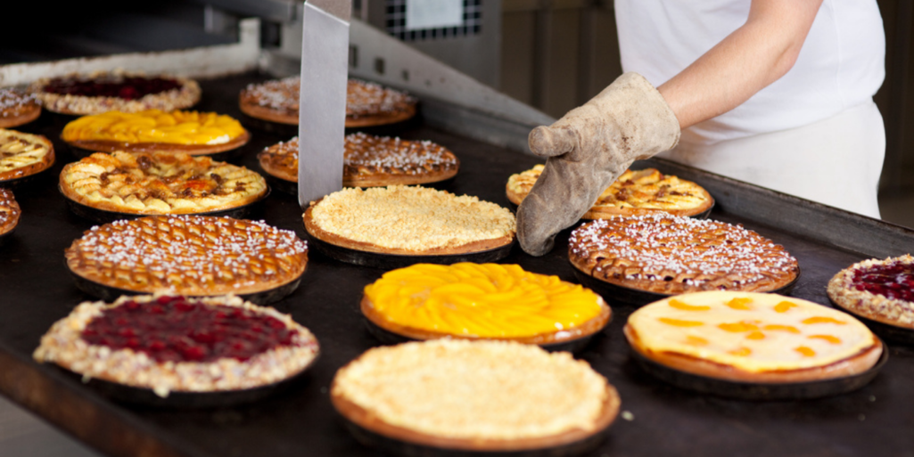 Keep Your Eyes on the Pies!