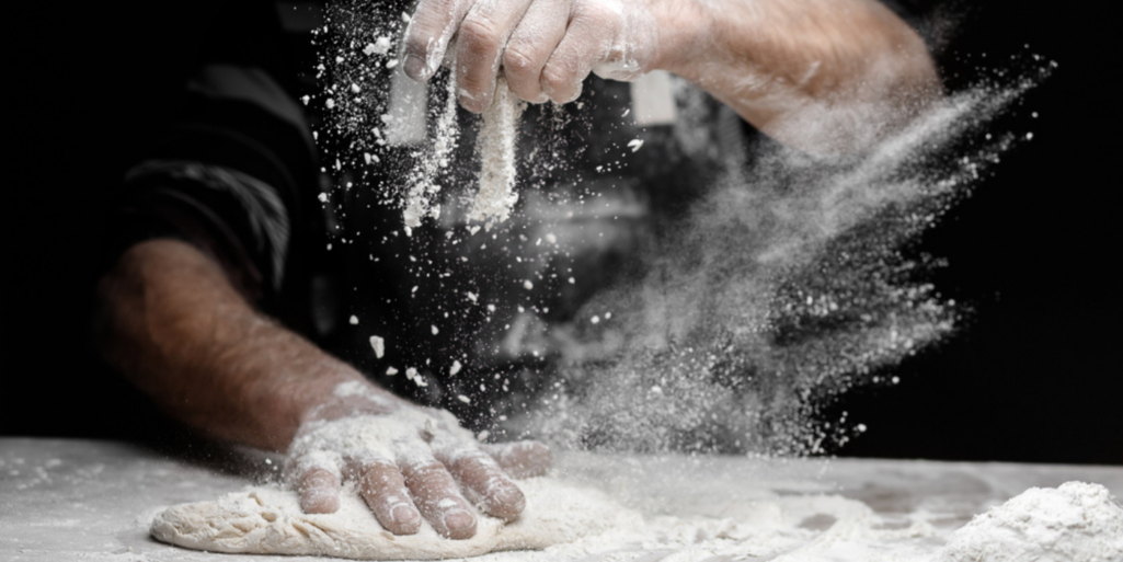It All Starts with Flour and the Power of Flour!