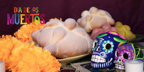 BakeMark Celebrates Day of the Dead